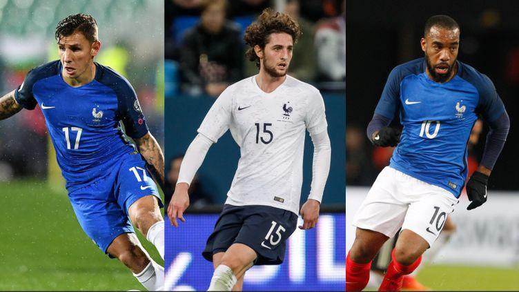 Lucas Digne, Adrien Rabiot, Alexandre Lacazette, les grands perdants de la liste des 23
