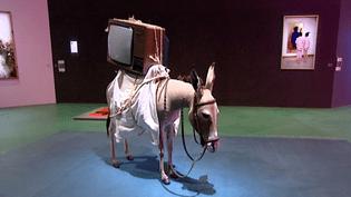 Les années 90, une période de transformation racontée à travers plus de 200 oeuvres  (France 3 Culturebox)