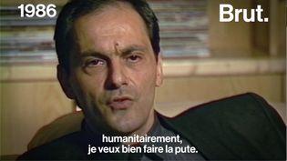 VIDEO. Jean-Pierre Bacri, c'était aussi un vrai franc-parler (BRUT)