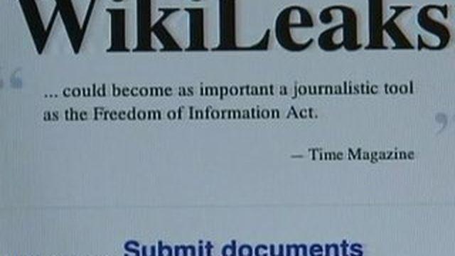 WikiLeaks, le site qui exaspère les Etats-Unis