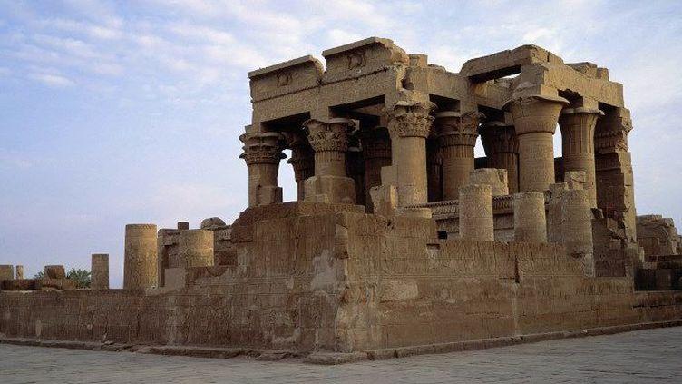 Le temple de Kom Ombo en Egypte. (Photo Josse / Leemage)
