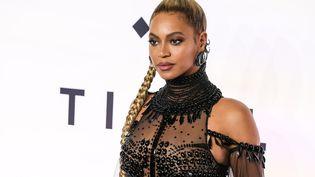 La chanteuse Beyonceau TIDAL X à New York en octobre 2016. (WILLIAM VOLCOV / BRAZIL PHOTO PRESS)