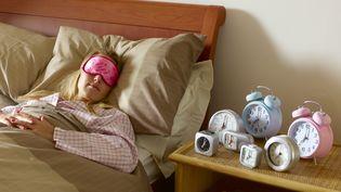 Le réveil, un moment délicat pour les 37% de Français qui souffrent de troubles du sommeil. (PETER DAZELEY / GETTY IMAGES)
