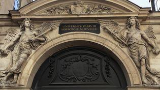 L'université Paris III, Sorbonne Nouvelle. (TIBOR BOGNAR / PHOTONONSTOP / AFP)