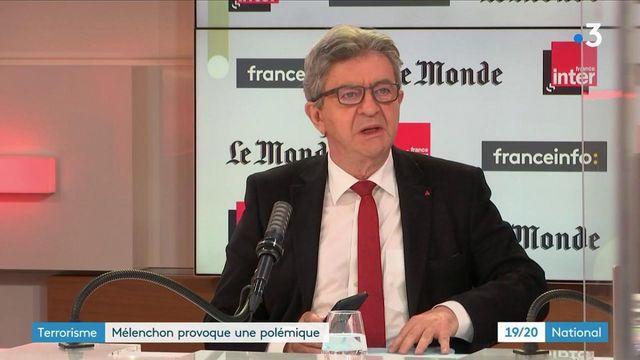 Politique : Jean-Luc Mélenchon provoque une polémique