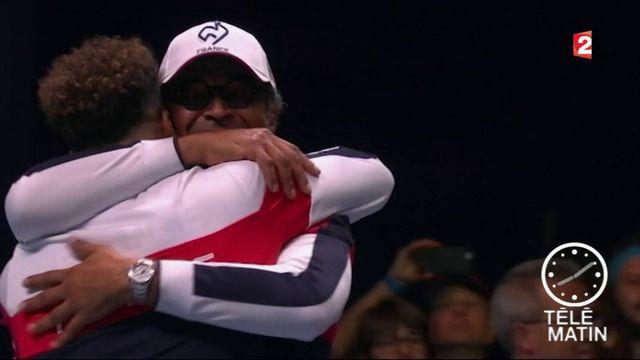 Tennis : La France s'offre sa dixième Coupe Davis.