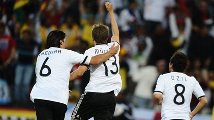 La joie allemande (JEWEL SAMAD / AFP)