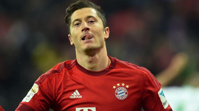 Robert Lewandowski (Bayern Munich) (CHRISTOF STACHE / AFP)