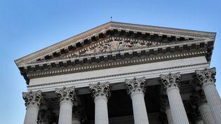 Le palais de justice de Montpellier, photographié en janvier 2019. (MAXPPP)