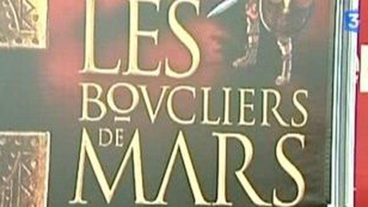 """Sortie évènement de la BD """"Les boucliers de Mars""""  (Culturebox)"""