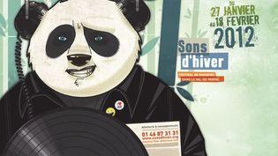 L'affiche du festival Sons d'Hiver  (-)