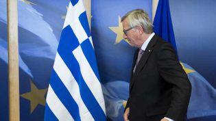 """(Le président de la Commission européenne Jean-Claude Juncker se sent """"trahi"""" par l'échec des négociations entre la Grèce et ses créanciers (Photo d'illustration)  © REUTERS/Julien Warnand)"""
