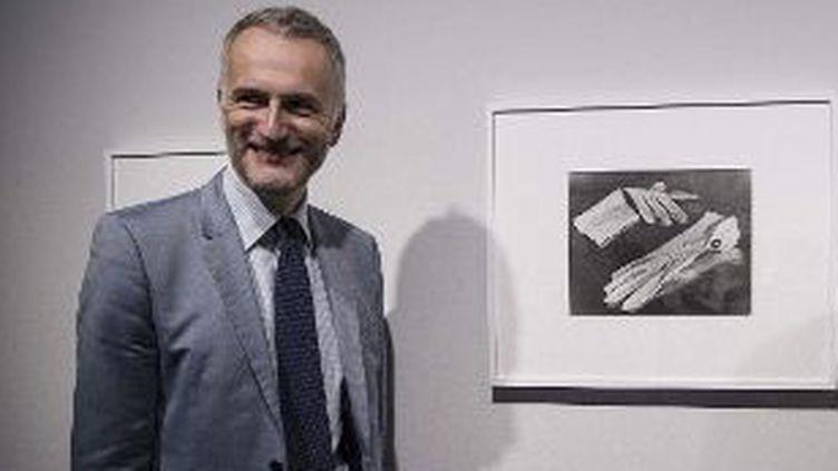 Denis Berthomier  (JORGE ZAPATA/EFE/Newscom/MaxPPP)