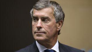 L'ex-ministre du Budget Jérôme Cahuzac, le 23 juillet 2013 à Paris, lors de son audition à l'Assemblée nationale. (MARTIN BUREAU / AFP)