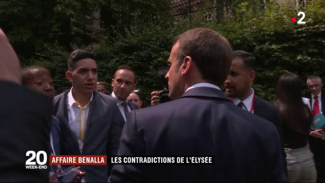 Prise de bec entre Marine Le Pen et Christophe Castaner.