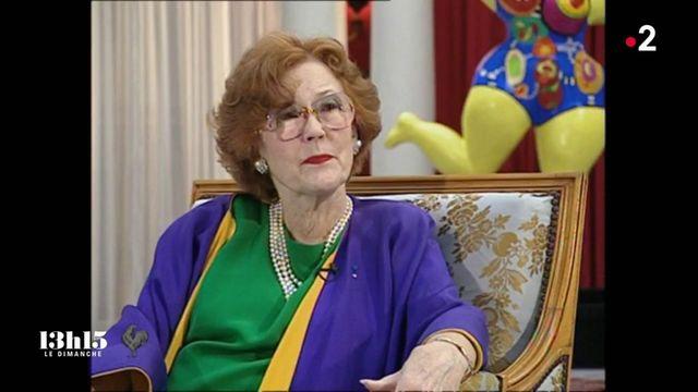 """VIDEO. Jeanne Augier a voulu toute sa vie que le palace niçois Le Negresco soit """"une ambassade française pour l'art"""""""