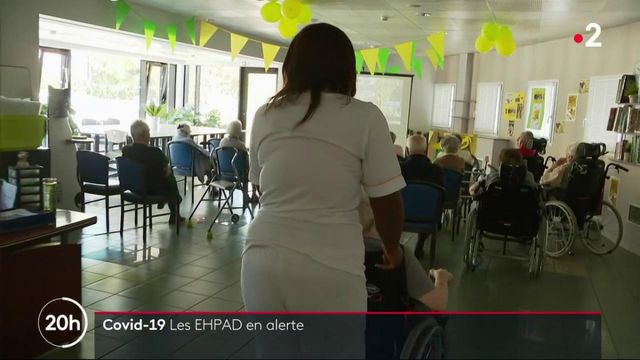 Covid-19 : les EHPAD appliquent des règles strictes pour protéger leurs résidents