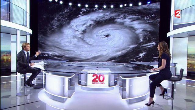 Ouragans : Ophelia ne touchera pas la France