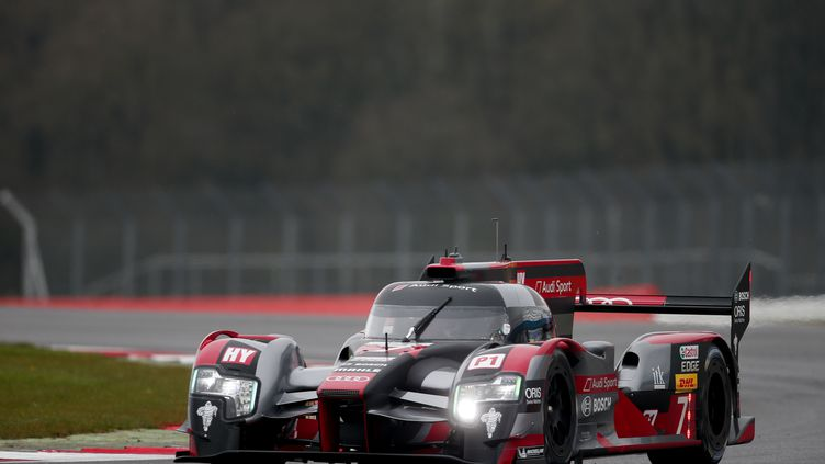 L'Audi R18 N.7 en pole aux 6 Heures de Silverstone (JEAN MICHEL LE MEUR / DPPI MEDIA;JEAN MICHEL LE MEUR)