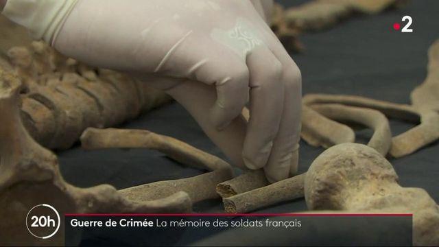Guerre de Crimée : la Russie a rendu hommage aux soldats français morts