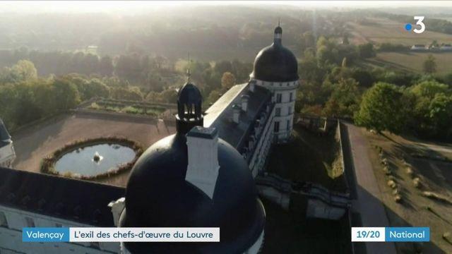 Indre : le château de Valençay, refuge de chefs-d'œuvre pendant la Seconde Guerre mondiale