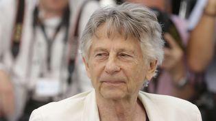 Roman Polanski lors du 70e festival de Cannes, le 27 mai 2017.  (Alastair Grant / AP / SIPA)
