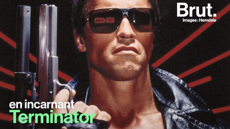 VIDEO. D'enfant battu à gouverneur de Californie… retour sur la vie d'Arnold Schwarzenegger (BRUT)