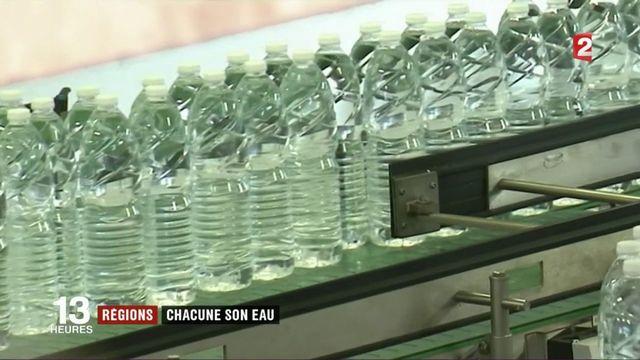 Consommation : l'eau, la boisson préférée des Français