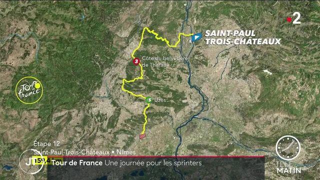 Tour de France 2021 : une journée pour les sprinteurs au programme du 8 juillet