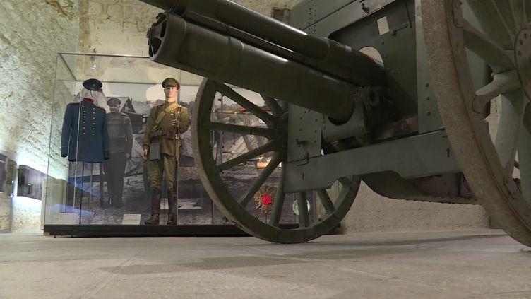 Le fort de la Pompelle, dans la Marne, se prépare à rouvrir ses portes le 19 mai 2021 (France 3 Champagne)