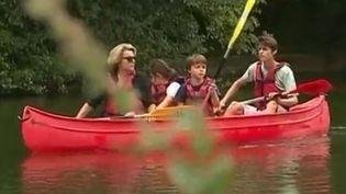 grand mere canoe (FRANCE 2)