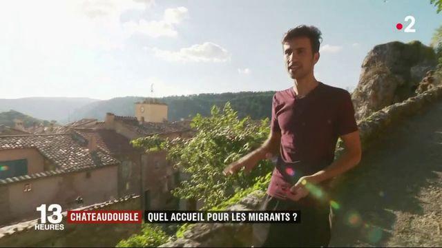 Migrants : quel accueil pour les premiers réfugiés de Châteaudouble ?