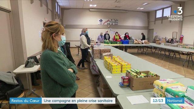 Restos du cœur : les bénéficiaires augmentent à Lille