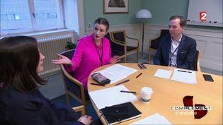 Suède : comment la transparence régit la vie politique (FRANCE 2 / FRANCETV INFO)