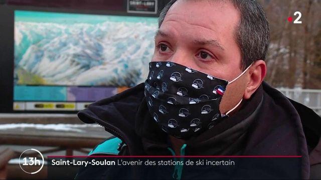 """Coronavirus : une saison """"catastrophique"""" pour les stations de ski"""