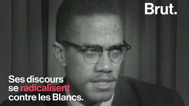 Brut : Malcolm X
