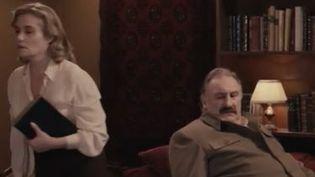 Staline Depardieu Fanny ardant (FRANCE 2)