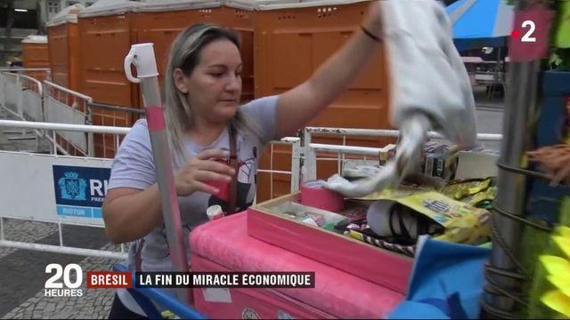 Brésil : la fin du miracle économique