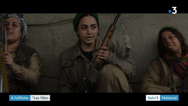 """""""Les Filles du soleil"""" : hommage aux combattantes yézidies de Daech en Irak"""