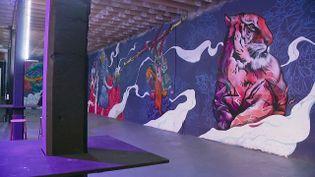 Le Zoo Art Show XXL à Lyon jusqu'au 20 décembre 2020 (France 3 Aura)