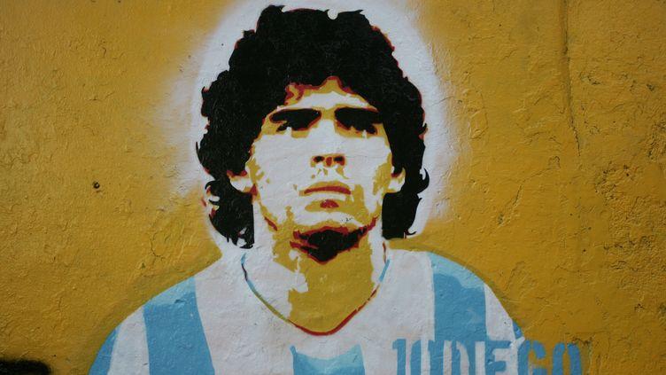 Diego Maradona (MAXI FAILLA / AFP)
