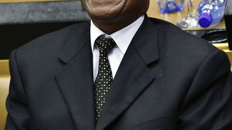 Jacob Zuma lors de son élection à la présidence de l'Afrique du Sud, le 6 mai 2009, à Cape Town. (REUTERS/Nic Bothma/Pool)