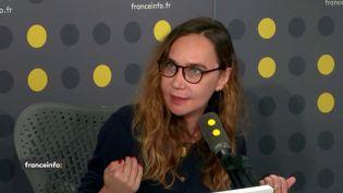 """ChristellePangrazzi, rédactrice en chef adjointe des hors-séries du magazine """"60 millions de consommateurs"""". (FRANCEINFO / RADIOFRANCE)"""
