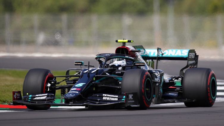 Valtteri Bottas, pilote Mercedes-AMG Petronas (BRYN LENNON / POOL)
