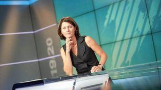 La présentatrice du 19/20 de France 3 et de l'émission Des racines et des ailes. (NON AFFECTÉ / FRANCE 3)