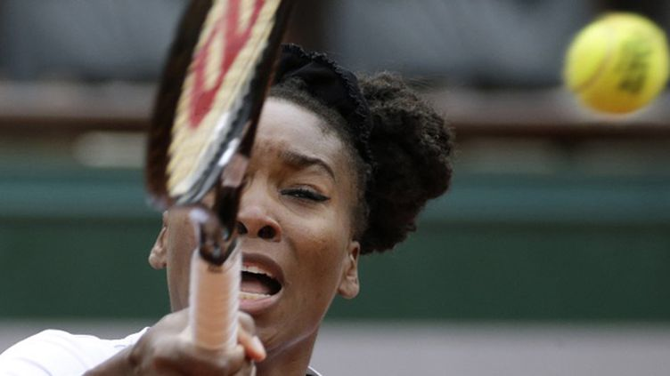 Venus Williams (KENZO TRIBOUILLARD / AFP)