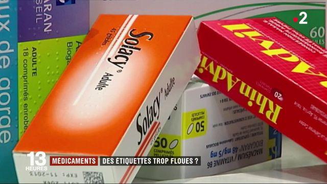 Santé : bientôt un nouvel étiquetage pour les médicaments ?