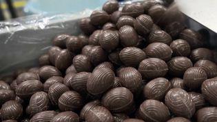 Chocolat en Belgique. (FRANCE 2)