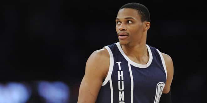 Russell Westbrook est le joueur du moment en NBA