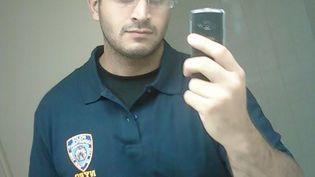 Autoportrait d'Omar Mateen, non daté, publié sur son profil Myspace. (MYSPACE / AFP)